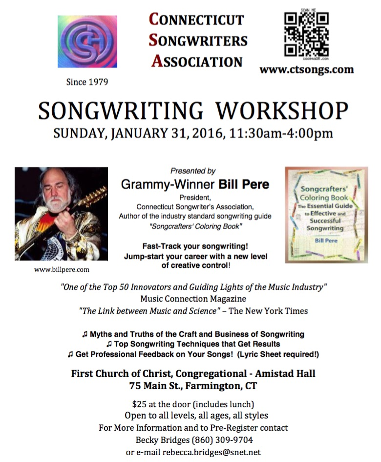 songwriting workshop