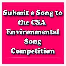 CSA Environmental Song Contest